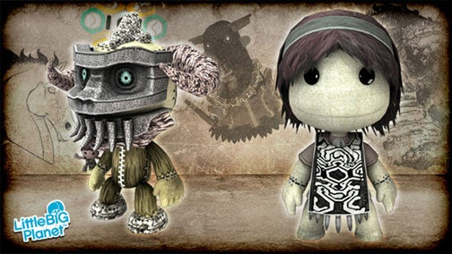 Shadow Of The Colossus Wanders Into LittleBigPlanet This Thursday