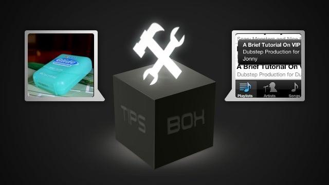 Floss Hacks, iOS Music, and Full Screen Chrome