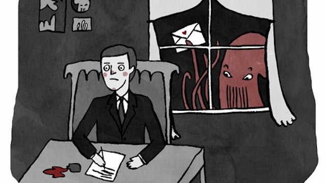 Experience the eldritch horrors of H.P. Lovecraft's relationship advice