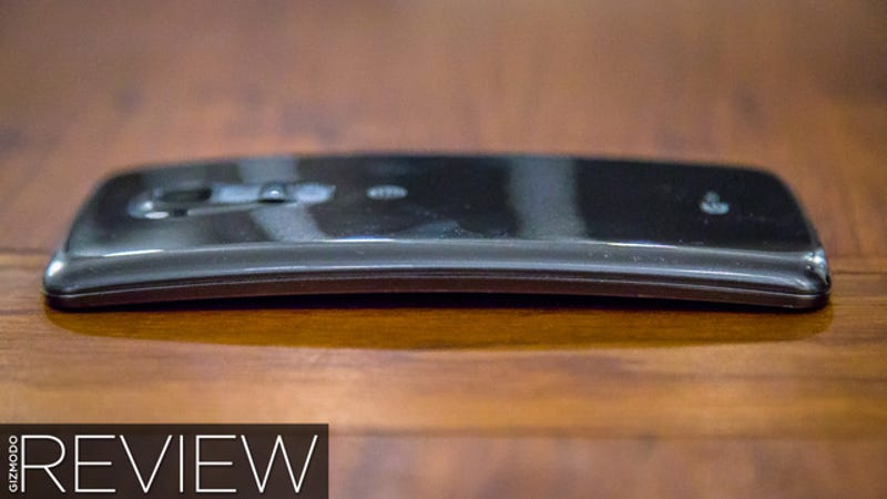LG G Flex Review: Behind the Curve