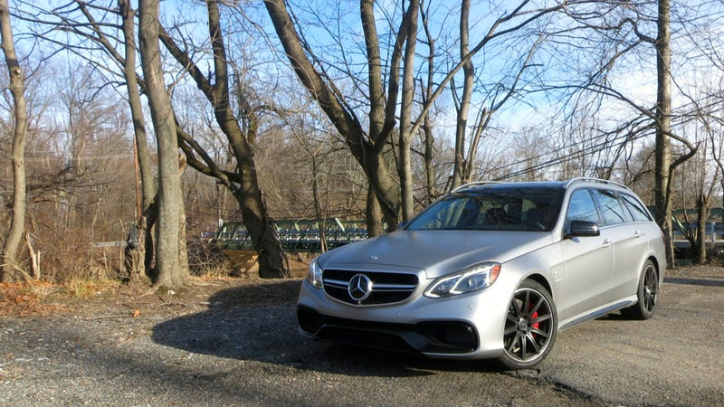 2014 Mercedes-Benz E63 AMG S Wagon: The Jalopnik Review