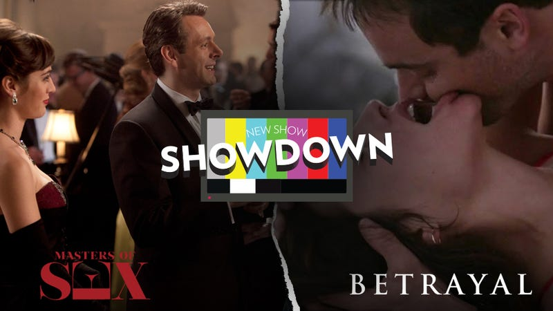 Showdowns: Showtime's Masters of Sex vs. ABC's Betrayal