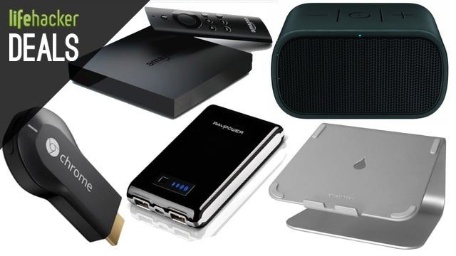 Deals: Discounted Streaming Boxes, Laptop Stands, Bluetooth Everything