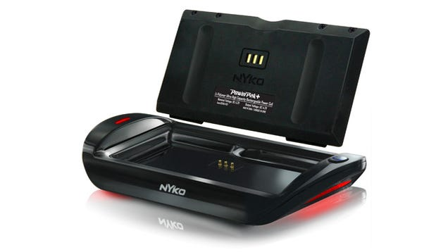 Nyko Power Pak+ Will Double Nintendo 3DS Battery at Launch