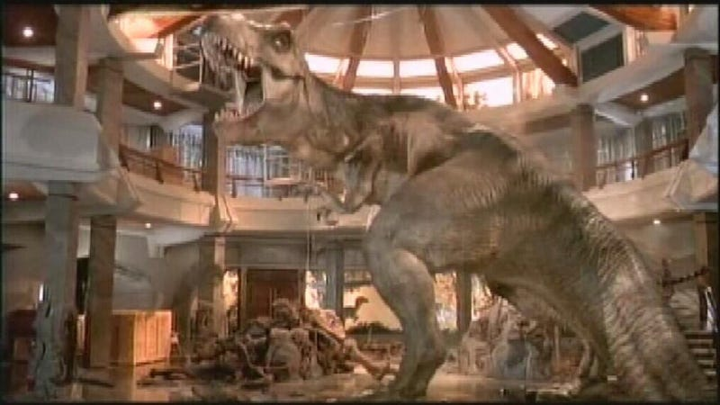 Study: T. rex Had the Strongest Jaws of All Time