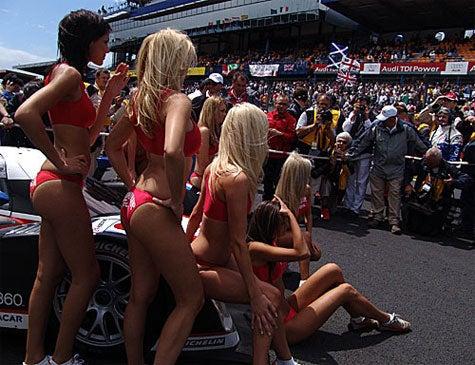 Dan Neil Live Blogging Le Mans