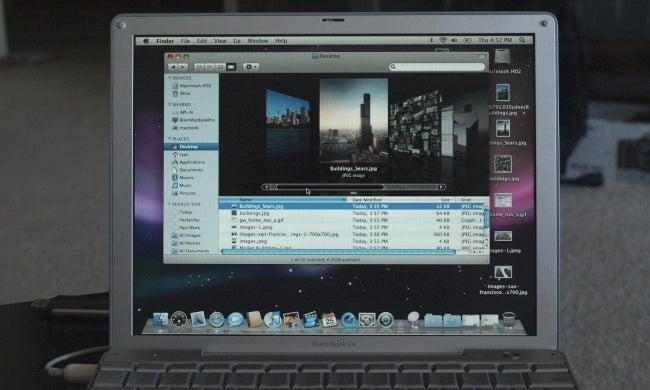 How Fast is Apple OS X Leopard On Old Macs?