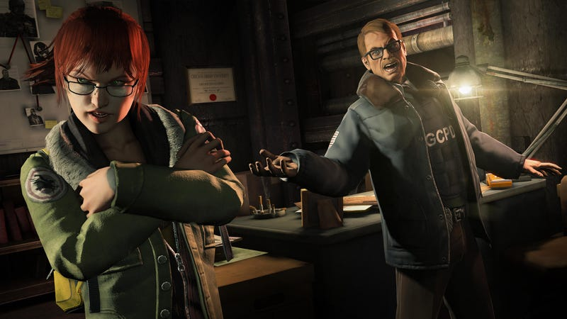 In Batman: Arkham Origins, Barbara Gordon Isn't Batgirl… Yet