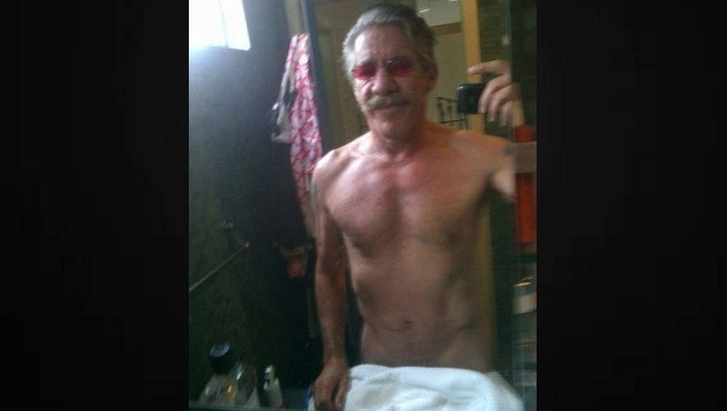 Geraldo's Selfie Continues to Haunt Him, Gets Him Fired From Panel Gig