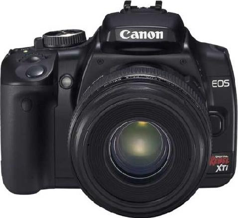 Canon Rebel Gets An Upgrade with XTi DSLR