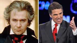 Unfathomably, Rick Perry's Favorite Movie Is Immortal Beloved