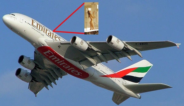 Emirates Air In-Flight Showers Cost $18,000 (Plus Enviro Guilt?)