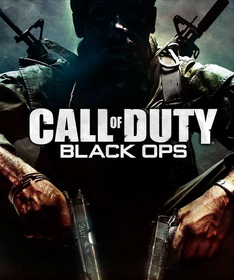 Black Ops? More Like Black Oops!