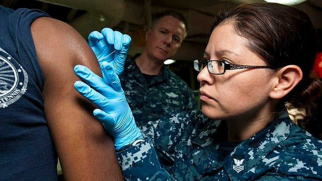 The U.S. is stockpiling smallpox drugs in case of a biological attack