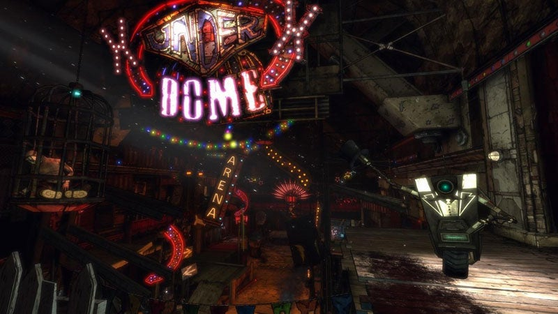 Borderlands Expands Again With Mad Moxxi's Underdome Riot [Update]