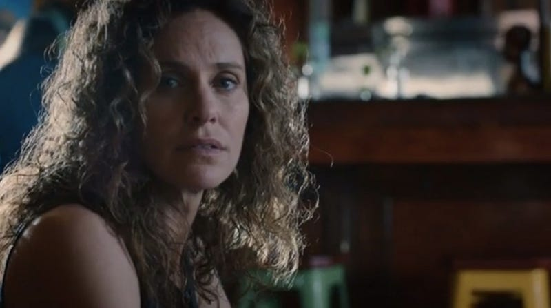 'The Leftovers' Star Amy Brenneman on 'Codependent' Laurie and THAT Scene