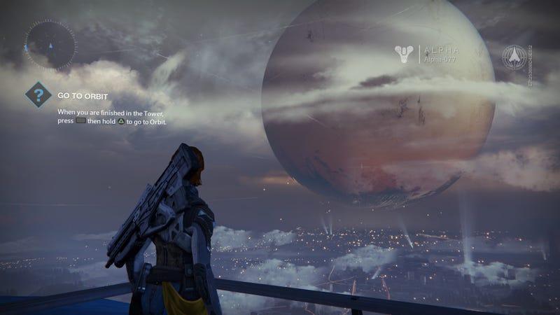 Forward Unto Dawn - Impressions from the Destiny Alpha