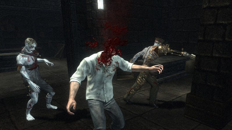 Rise of Nightmares Cuts a Bloody Swath Through Fourteen Screenshots