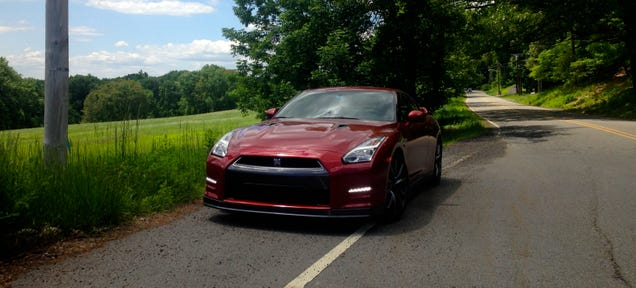 Why The Nissan GTR Is A Grown Up Mitsubishi Evo  Thoughts From My Dad