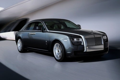 Rolls-Royce Ghost: Size Doesn't Matter