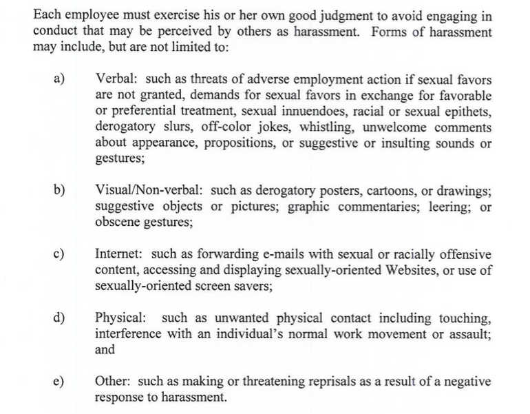 No Steroids, No Birthday Cake: Parsing MLB's Employee Handbook