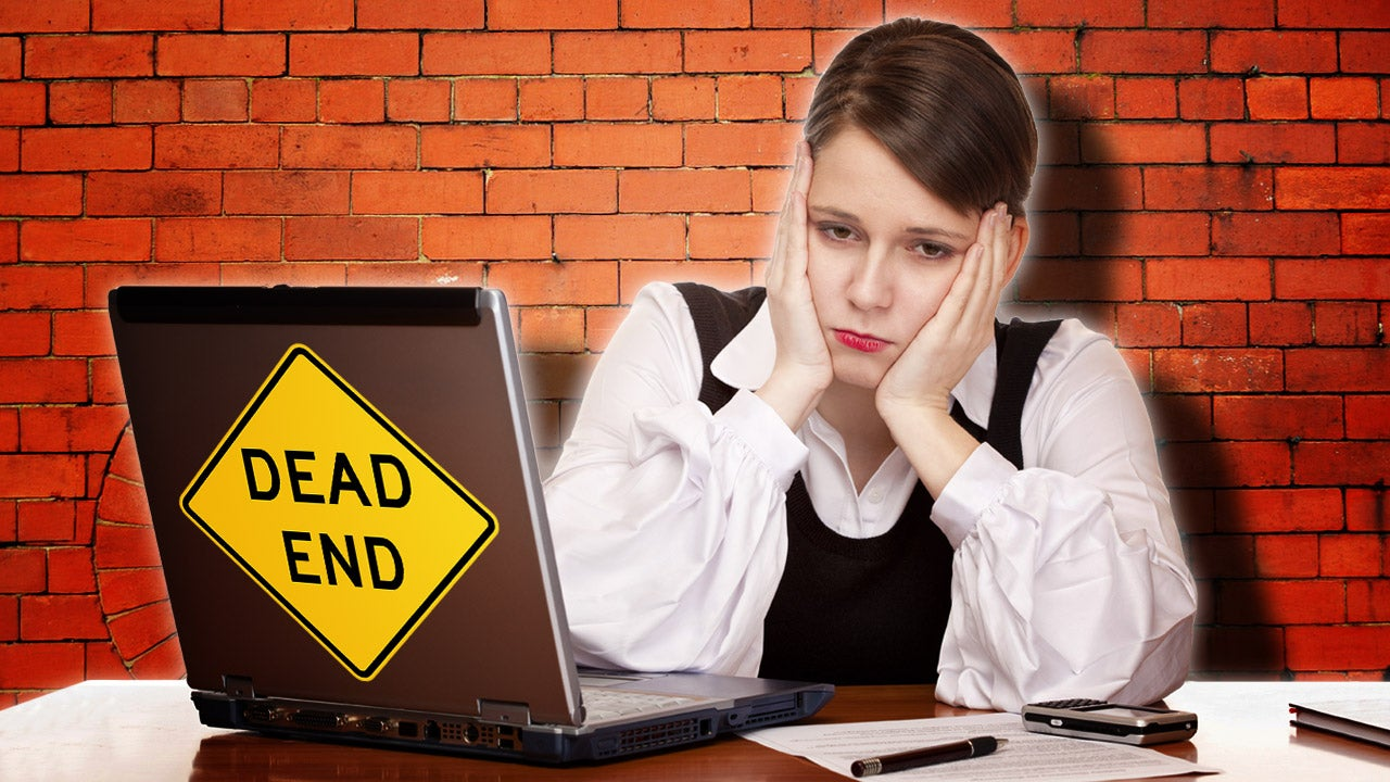 how to quit a dead end job