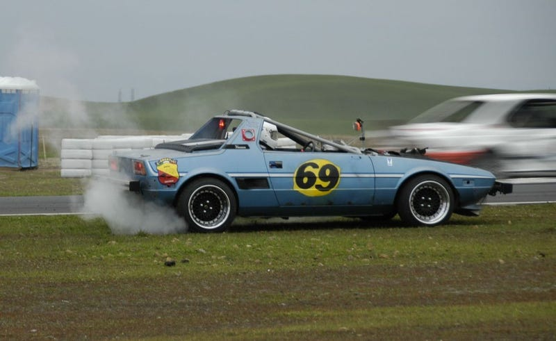 24 Hours Of LeMons Arse Freeze-A-Palooza Über Gallery: Pasta Burners