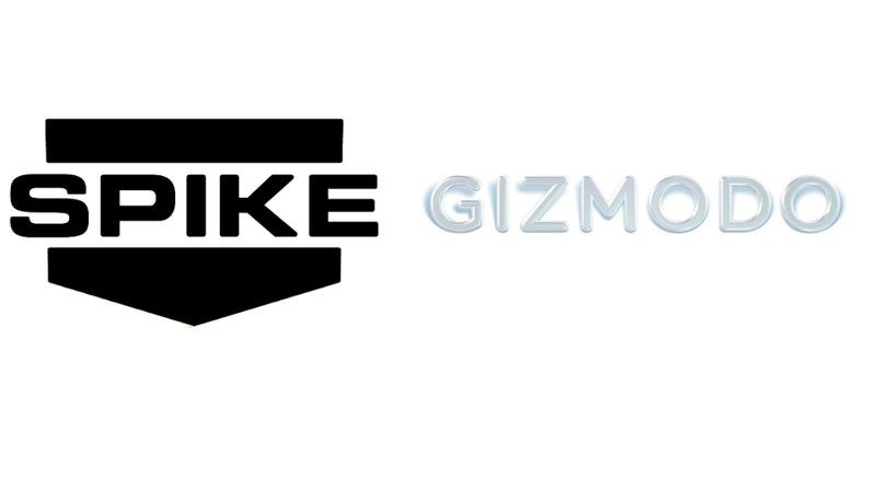 Gizmodo and Spike TV Are Dominating CES Together