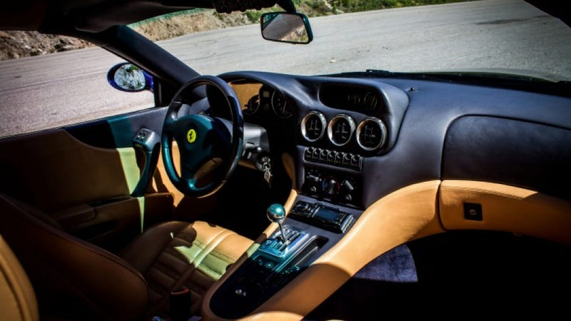 On Italian Cars, Manual Transmissions, And Long Drives