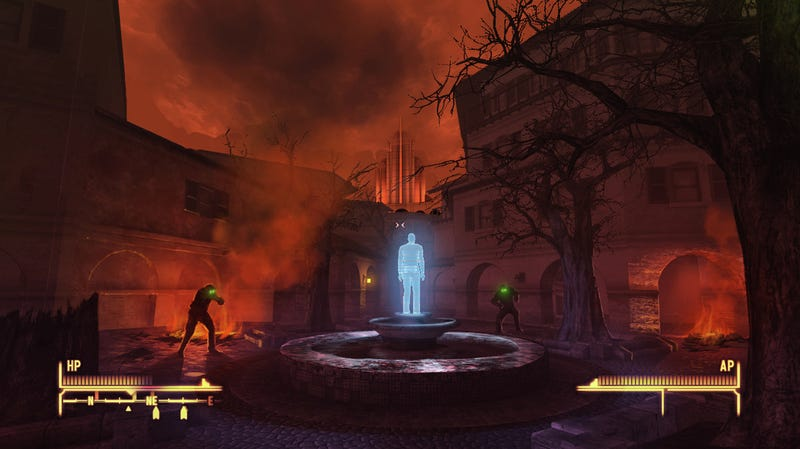 Fallout: New Vegas Isn't as Dangerous on Paper