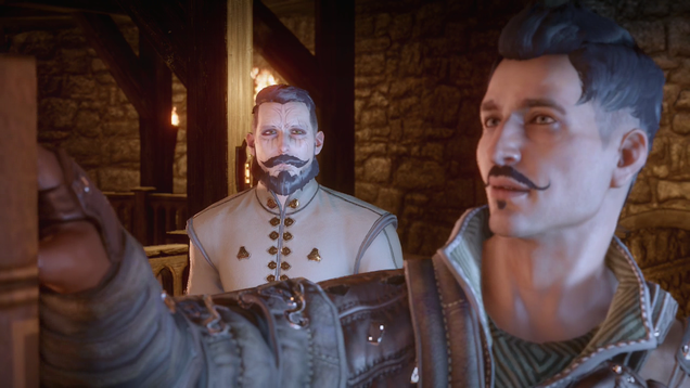 How I realized My Dragon Age: Inquisition Character is Gay