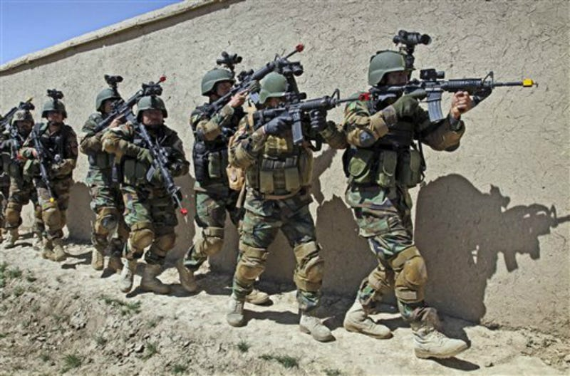 Afghanistan Orders US Special Forces Out of Province After Reports of Torture and Murder