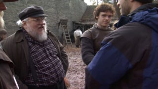 George R.R. Martin: The Complete Unedited Interview