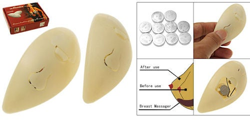 Vibrating Breast Enhancer Claims to Boost Your Mammaries