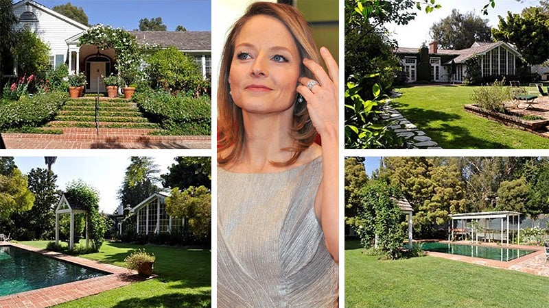 Jodie Foster's Beverly Hills Fix-Me-Up
