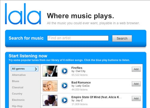 Would You Use iTunes on the Web?