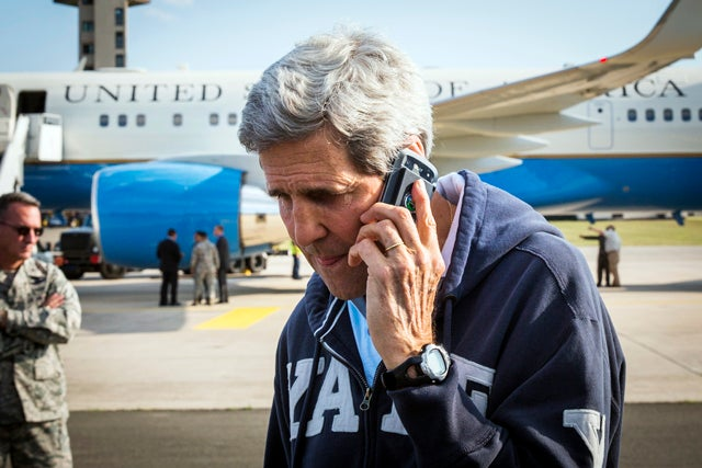 Israel Reportedly Intercepted Some of John Kerry's Peace Talk Calls