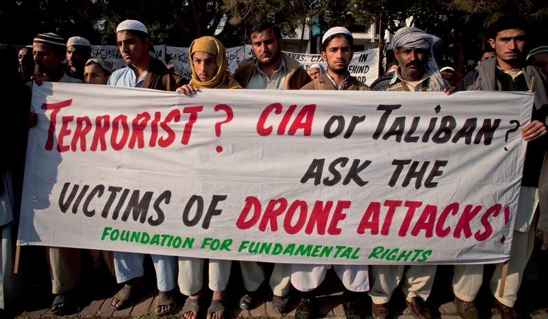 Murder for Hire: The CIA's Secret Deal with Pakistan and the Birth of the Drone Program