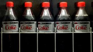 Diet Coke Unseats Pepsi as America's Second Favorite Soda