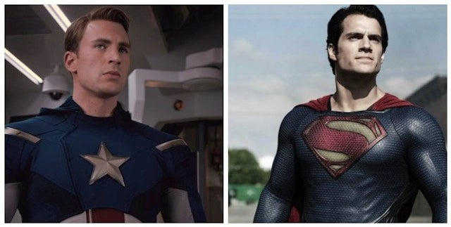 What Does Superman Tell Us About Captain America?