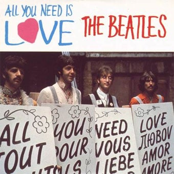 If All You Need Is Love, Then You're In Luck