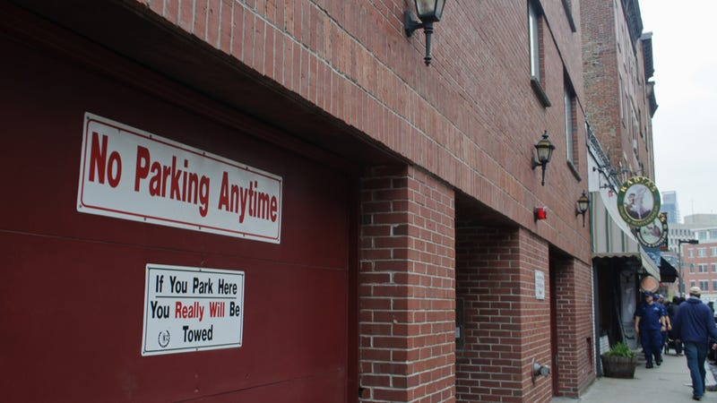 Two Boston Parking Spots Go For $560,000 After Bidding War