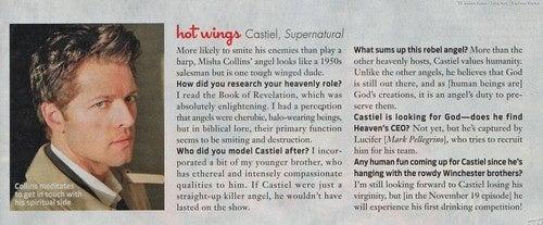 Castiel Scan