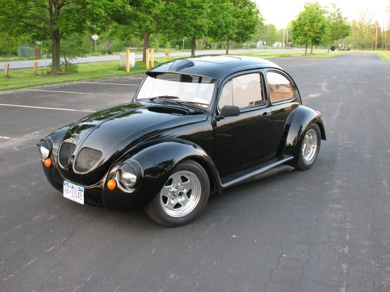Vintage VW Bug Gets Turbocharged V8, Probably One Of The Four Horsemen