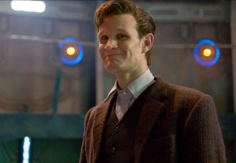 Thoughts on the Eleventh Doctor's Regeneration (Spoilers, obviously)