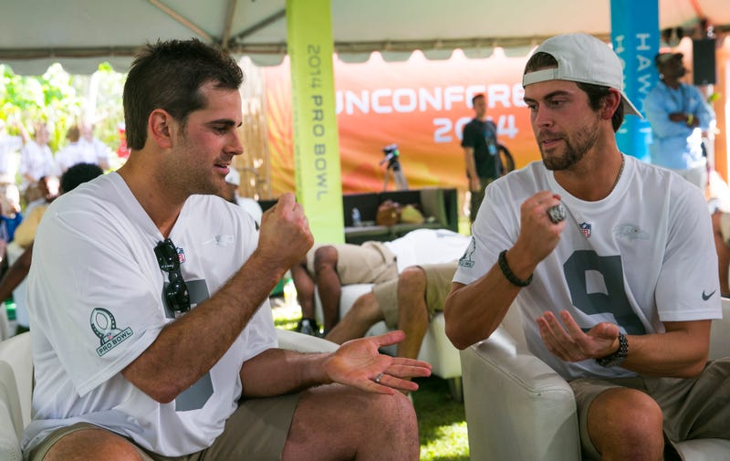 Relive The Excitement Of The Pro Bowl Draft!