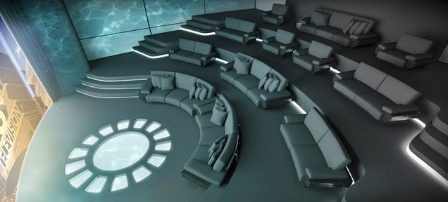 A New Obscene Superyacht Is Getting Its Own Private IMAX Theater