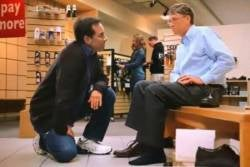 Seinfeld, Bill Gates Waste 90 Seconds Not Talking About Microsoft