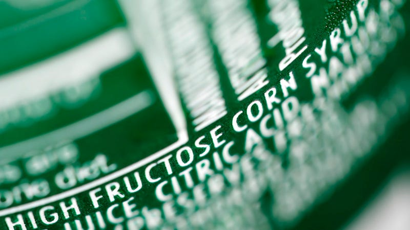 High Fructose Corn Syrup Fails to Reinvent Itself as 'Corn Sugar'