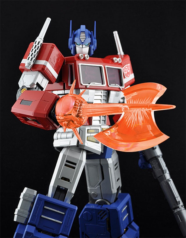 Arise, $800 Ultimetal Optimus Prime